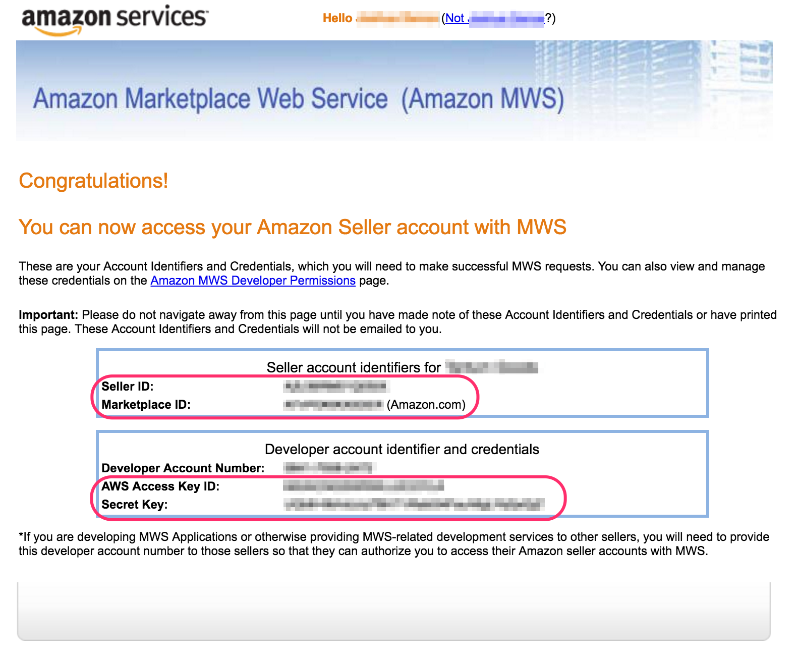 amazon marketplace web service